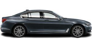 BMW 7er kurz