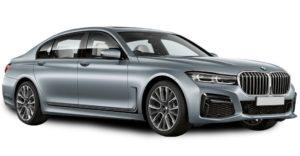 BMW 7er lang