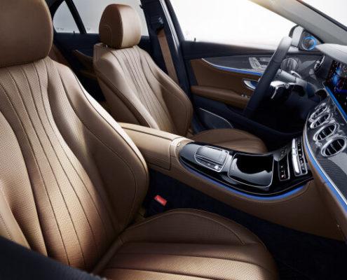 mercedes Benz E Klasse Interieur