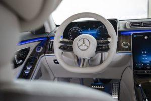 Mercedes-Benz S Klasse Interieur