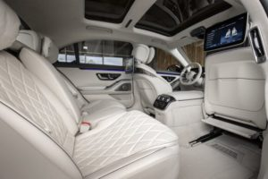 Mercedes-Benz S Klasse Interieur