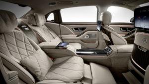 Mercedes-Benz Maybach Interieur